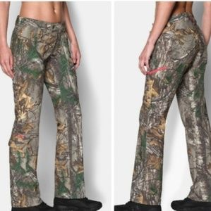 Under Armour Womens Scent Control Camo Field Pants